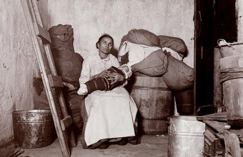 Public Lecture By Dr. Sally Stein: Jacob Riis & Photographic Othering