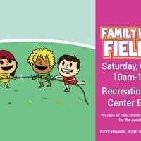 Family Weekend Family Field Day
