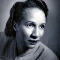 A Shirley Graham Du Bois Salon