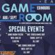 Student Union: Game Room Fiesta