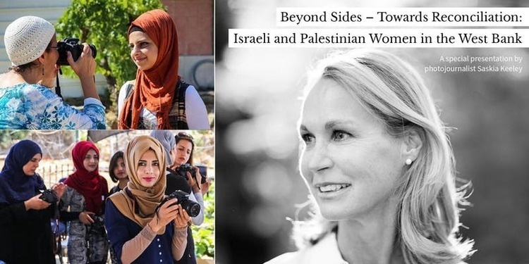 'Beyond Sides – Towards Reconciliation:  Israeli and Palestinian Women in the West Bank'