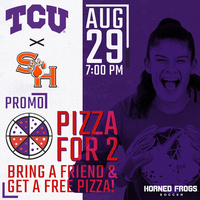 TCU Soccer vs Sam Houston State