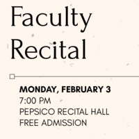 Collaborative Faculty Recital - Gary Whitman