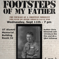 Footsteps of My Father - Film Screening