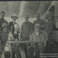 Oberlin Makes Peace in the Middle East: The King-Crane Commission of 1919  at its Centenary