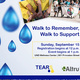 TEARS Walk to Remember, Walk to Support