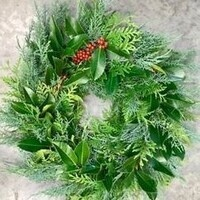 Holiday Wreath Making