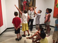 Friday Docent-led Tour