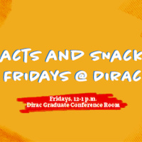 Facts and Snacks Fridays at Dirac: Strategies for Identifying Viral Misinformation
