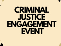 Criminal Justice Event: Commander Andy James, EPCSO