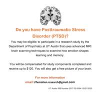 Dell Medical School PTSD Study