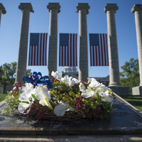 Patriot Day Wreath-laying Ceremony