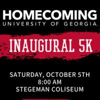 Inaugural Homecoming 5K