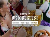 3rd Annual Ode to Oktoberfest