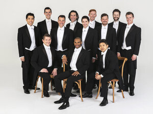 Chanticleer concert - a cappella group returns to Baltimore - The Spire Series