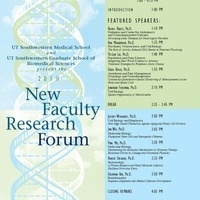 2019 New Faculty Research Forum