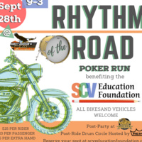 Rhythm of the Road (Charity Poker Ride)