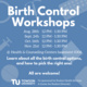 BIRTH CONTROL 101