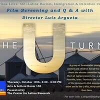 The U-Turn Film Screening and Q & A with Director Luis Argueta