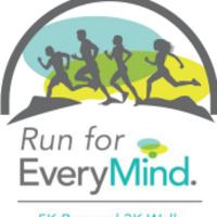 4th Annual Run for EveryMind 5K Run/3K Walk