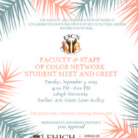 FSCN Student Meet and Greet | Multicultural Affairs
