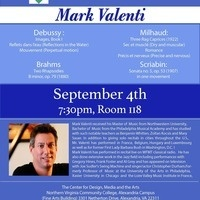 Free Concert Featuring Mark Valenti
