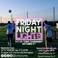 Intramural Sports - Soccer Tennis Tournament