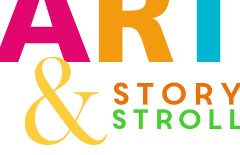 Art & Story Stroll - Blueberries for Sal
