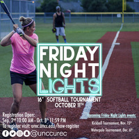 "Intramural Sports- 16"" Softball Tournament"