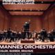 Mannes Orchestra: Eisler, Barber, Brahms