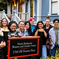 Hattie Redmond Women & Gender Center Welcome