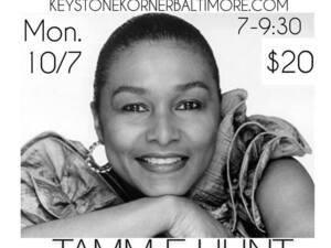 Keystone Korner Baltimore & Todd Barkan presents Tamm E Hunt & Her Band