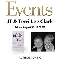 In the Blink of an Eye Book Signing