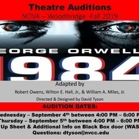Theatre Auditions at the Woodbridge Campus