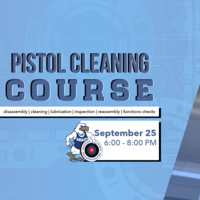 Pistol Cleaning Course