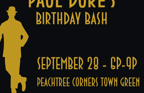 Paul Duke's Birthday Bash