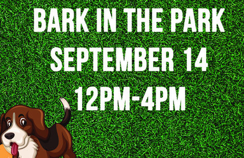 Bark in the Park