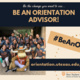 Orientation Advisor Recruitment Information Session