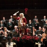 SING-ALONG MESSIAH at Roy Thomson Hall