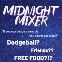 Midnight Mixer and Crusader Involvement Fair