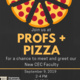 Pizza & Professors