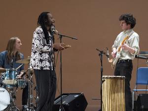 Afropop Ensemble Fall Concert