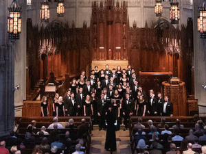 SOLD OUT: Heinz Chapel Choir Holiday Concert -Dec. 8