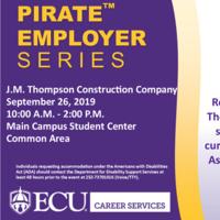 Pirate Employer Series - J.M. Thompson
