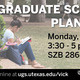 Graduate School Planning Workshop