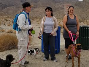 Happy Tails Dog Adventure at Cahuilla Hills Park