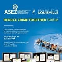 REDUCE CRIME TOGETHER FORUM