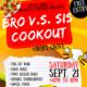 Bro vs. Sis Cookout