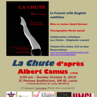 French Play | Albert Camus | The Fall