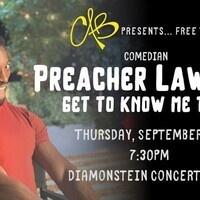CAB Presents... Preacher Lawson